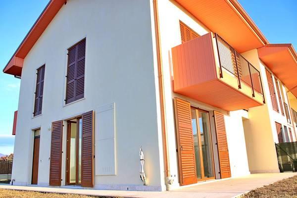 FP Studio Immobiliare agenzia immobiliare Fumane - Verona - Villetta a schiera di testa Residenziali in vendita